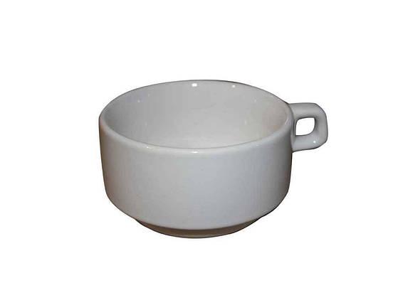 "Чашка керамика 320 мл Снежка упаковка 6 шт ""Полигенько"", фото 2"