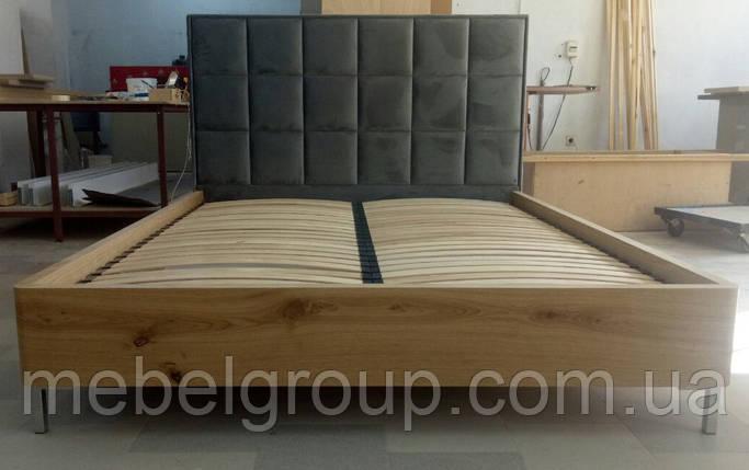 Ліжко Детройт 160*200 в шпоні, фото 2