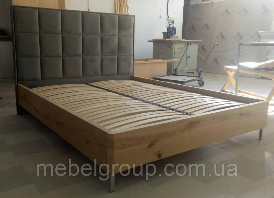 Кровать Детройт 160*200 в шпоне