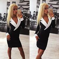 """Платье офисное """"Элиза - НП22"""""""