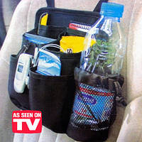Компактный автомобильный карман, органайзер