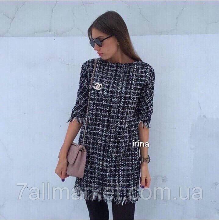 """Платье женское молодежное размеры S-L  """"IRINA"""" купить недорого от прямого поставщика"""