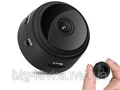 Портативная камера видеонаблюдения Wi-fi с ночным видением
