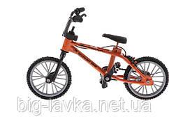 Горный мини велосипед Mountain с тормозами 8 см х 11 см х 3 см  Оранжевый