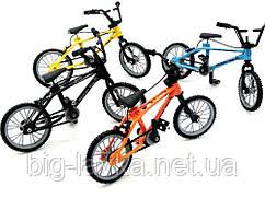 Горный мини велосипед Mountain с тормозами 8 см х 11 см х 3 см  Желтый