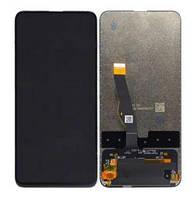 Дисплей Huawei P Smart Z, Y9 Prime (2019) черный с тачскрином (Retail Box)