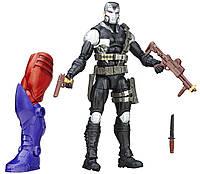 Фигурка Hasbro Мейхем, Легенды Марвел 15 см - Build a Figure, Red Skull Series