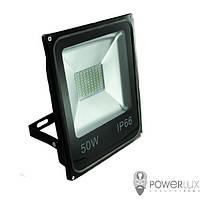 Прожектор светодиодный PWL 50W 6500K IP66-ECO