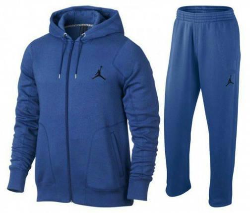 Спортивный костюм Джордан, мужской костюм джордан, Для мужчины, хлопковый, фото 2