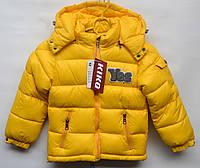 Демисезонная куртка для мальчика 3-6 лет модель - 2815