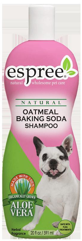 Шампунь для собак Espree Oatmeal Baking Soda Shampoo 591 мл