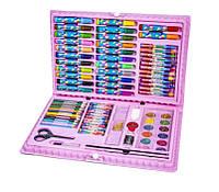 Набор для рисования и творчества в чемоданчике Disney Princess Art Set 86 предметов розовый (GS06584)