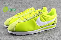 Кроссовки Nike Cortez Green