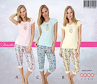 Домашний комплект женский (пижама) VIENETTA