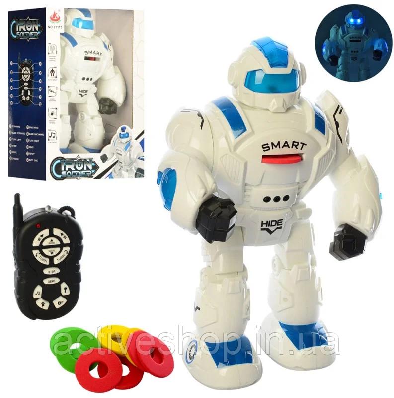 Робот радиоуправляемый Play Smart