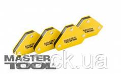 MasterTool  Набор магнитов для сварки 4 кг, 45°/90°/135°, Арт.: 81-0204