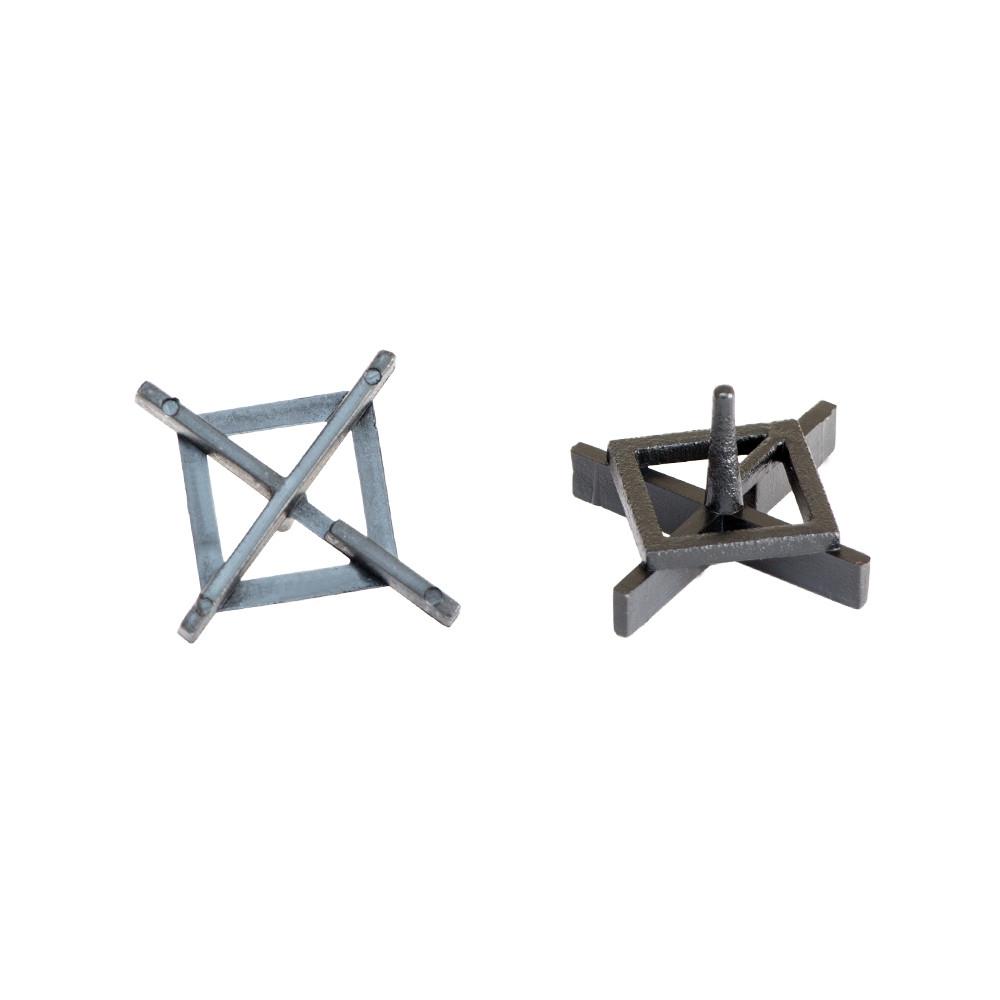 Крестик дистанционный (многоразовый) для плитки 2.5мм 100шт SIGMA (8241231)