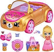 Shopkins королевский автомобиль Шопкинс Happy Places Royal Convertible оригинал от Moose, фото 6