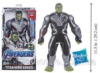 Фигурка ХалкМстителиФинал Avengers Marvel Endgame Titan Hero Hulk Оригинал от Hasbro