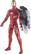 Фигурка Железный человек Мстители Финал 30 см Avengers Marvel Endgame Titan Hero Series Iron Man 12 Оригинал, фото 6