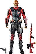 Фігурка Дэдшот Загін самогубців Deadshot 30 см Оригінал від Mattel, фото 3