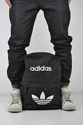 Рюкзак три полоски Adidas, Адидас корона, Р1141