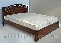 """Кровать деревянная двуспальная """"Глория"""" kr.gl3.2"""