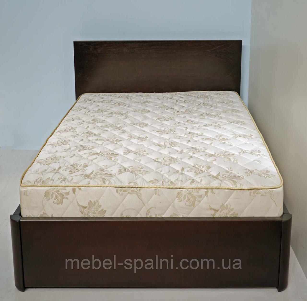 """Кровать деревянная односпальная с ящиками """"Марина"""" kr.mn4.1"""
