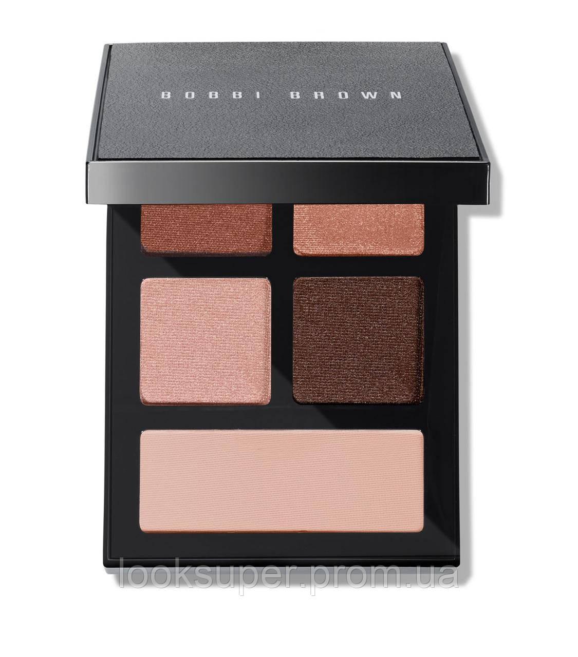 Палитра теней Bobbi Brown The Essential Multicolour Eyeshadow Palette  Into The Sunset