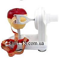 Яблокочистка Apple Peeler Эппл Пилер (яблокорезка), машинка для очистки и нарезки яблок