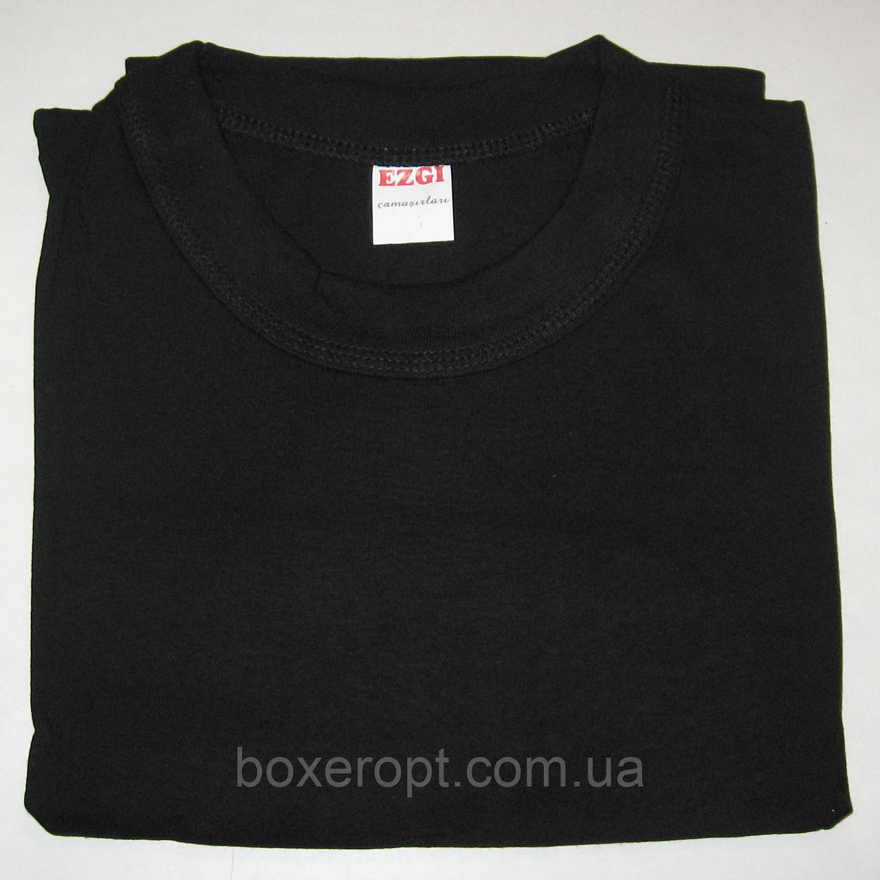 Мужские футболки Ezgi - 50.00 грн./шт. (60-й размер, черные)