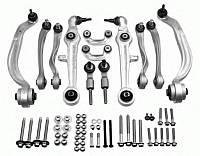 К-т рычагов с тягами стабилизатора,передний,Audi A4, Skoda Superb, VW Passat B5 ,2742101