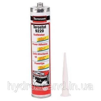 Кузовний герметик Teroson 9220 / Terostat 9220, чорний, 310 мл