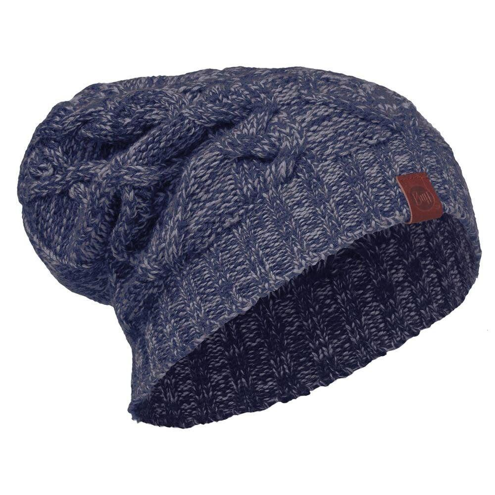 Шапка Buff Knitted Hat Nuba, Medieval Blue