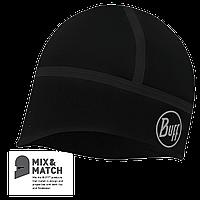Шапка Buff Windproof Hat Solid, Black L/Xl
