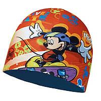 Шапка подростковая Buff Mickey Microfiber & Polar Hat, Sk8 Red