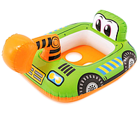 Детский надувной плотик 59586 (Кран)