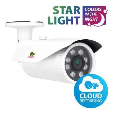 Камера видеонаблюдения Partizan IPO-VF2LP v1.3 Cloud 3