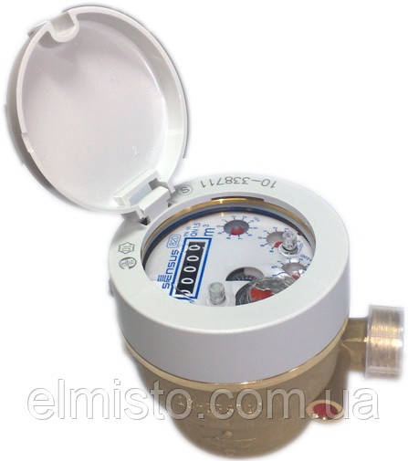 cчетчики холодной воды СЕНСУС 820 Q3 2,5 DN 15