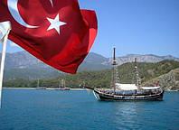 Отдых в Турции из Днепропетровска / туры в Турцию из Днепропетровска ( Анталия, Аланья, Кемер, Сиде, Белек)