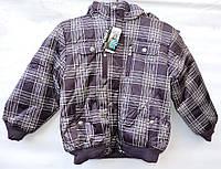 Демисезонная куртка для мальчика 4-6 лет модель - 9753