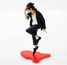 Статуэтки Майкла Джексона 5шт. Набор фигурок Майкл Джексон.Игрушка Короля Поп музыки Michael Jackson, фото 2
