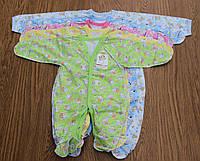 Человечек(кулир) для новорожденного рост 86 см, фото 1