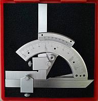 Угломер с нониусом тип 2 (УН-127) мод. 1005