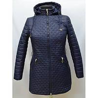 Модная женская куртка  с капюшоном от производителя