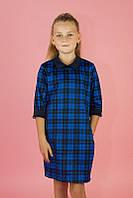 Платье детское (французский трикотаж)