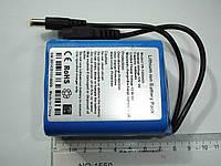 Оригинальный литий-ионный аккумулятор 12V с емкостью 4000mAh, током разряда 3 А и платой защиты (YABO-1204400)