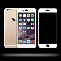 Защитное стекло TG Premium Tempered Glass 0,26mm 2,5D для iPhone 6 White Glass