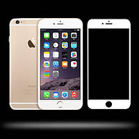 Защитное стекло TG Premium Tempered Glass 0,26mm 2,5D для iPhone 6 White Glass
