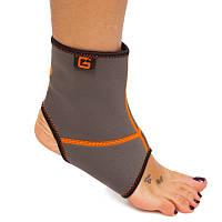 Голеностоп (бандаж голеностопного сустава) неопреновый (1шт) GS-670